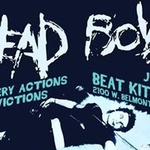 Dead Boys w/ Mystery Actions, The Evictions - Beat Kitchen