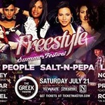 Freestyle Summer Festival