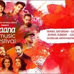 Gaana Music Festival - Sunday Ticket