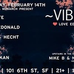 Mioli Music Presents: ~Vibes~ The Love Edition