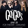The Go-Go's at Fox Theater