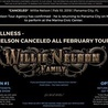 Willie Nelson [2/10 canceled] New Date 11/14