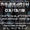 Re:Search Feat. Dynohunter w/ Aaron Bordas, Mikey Thunder, Jordan Polovina and Special Guests