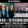 Nation Beat + The Nevermind Orchestra
