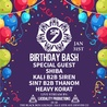 Sin7 & Friends (Birthday Bash)