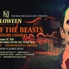 Halloween Edition of Battle of the Beasts: $1000 Costume Contest at The MID