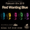 Red Wanting Blue w/ Special Guests The 502s, and The States