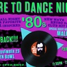 Dare to Dance Night: Dance all night to your favorite WLIR inspired '80s New Wave/Retro Dance Club