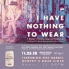 I Have Nothing To Wear: A Women's Clothing Swap and Fundraiser