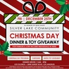 Christmas Day Dinner & Toy Driveaway