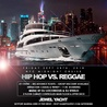 NYC Hip Hop vs. Reggae Yacht Party at Skyport Marina Jewel Yacht