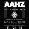 AAHZ 30th Anniversary w/ Rabbit In The Moon's David Christophere, Kimball Collins & Dave Cannalte