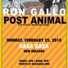 Ron Gallo, Post Animal
