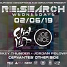 Re:Search Feat. Eliot Lipp & Joe Nice w/ Mikey Thunder, Jordan Polovina and Special Guests