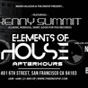 Elements of House Saturday Night Afterhours feat. Kenny Summit