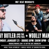 Johnny Butler & The Epic Fail + Woolly Mammals
