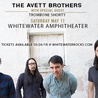 Saturday The Avett Brothers